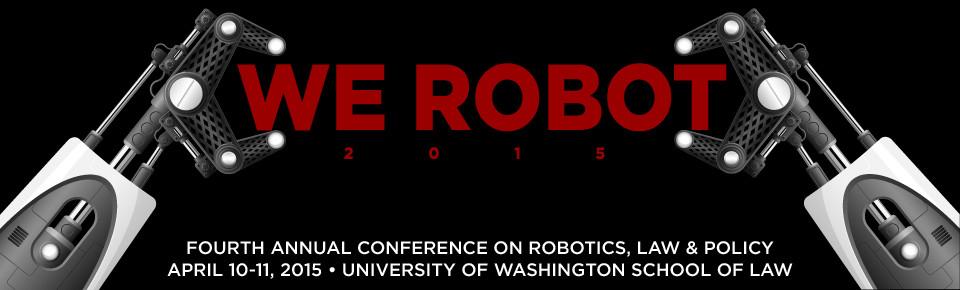 We Robot 2015 logo